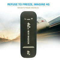 100Mbs USB Dongle Modem 4G LTE Network Card Mobile WiFi Hotspot Wireless Router