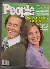 People Magazine Pat & Debby Boone Ricardo Montalban April 17 1978  Free S/H