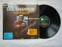 DEL SHANNON LP SINGS HANK WILLIAMS stateside sl 10130