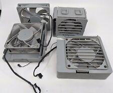 Apple Mac Pro 4,1 5,1 2009 2010 2012 A1289 Case Fan Set of 4 CPU Optical