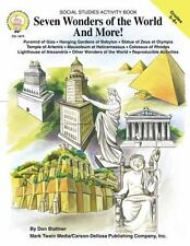 Seven Wonders of the World and More!, Grades 5 - 8, Blattner, Don, Good Book