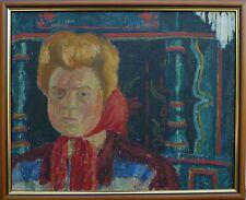 Louis Lindholm (Svezia 1917-1999 Francia) pescatori ragazza di WIK - 1944