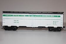 HO Train Miniature Railway Express Agency 40' Single Door Reefer 6115