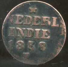 PAYS BAS  NETHERLAND   INDE  1 cent 1838