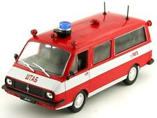 Fire Brigade Russian RAF RIGA Fire Emergency Service DeAgostini Model 1-43 New