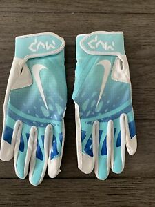 Nike MVP Womens Batting Gloves Softball Size Medium