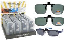 """Sonnenbrille """"Clip-on"""" Sonnenbrillenaufsatz für Brillenträger Lesebrille-Aufsatz"""