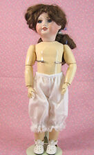 "Doll Bloomers for 14-16"" Dolls - 5 Pack,fits Rosette, P-92 Toni & more"