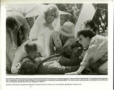 Nick Nolte Bette Midler in Down and Out in Beverly Hills 1986 movie photo 9943