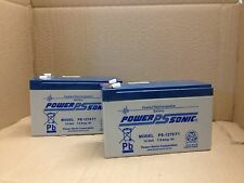 Kebo Power UPS-650GP batería del UPS X 2 Powersonic