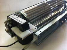 OVEN ROTARY FAN MOTOR LONG 200MM LEFT  TO80S TO81W TO82B TO90S TO91W TO92B