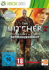 The Witcher 2: Assassins of Kings -- Enhanced Edition (Microsoft Xbox 360, 2011…