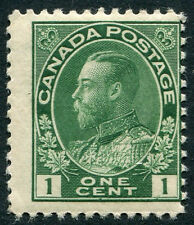 Canada - # 104 Average Center Never Hinged Issue - King George V - S5581