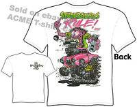 Ratfink T Shirt 49 50 Studebaker Hot Rod Shirt Big Daddy Clothing 1949 1950 1951