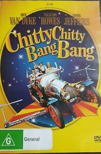 Chitty Chitty Bang Bang DVD (PAL, 2006) FREE POST