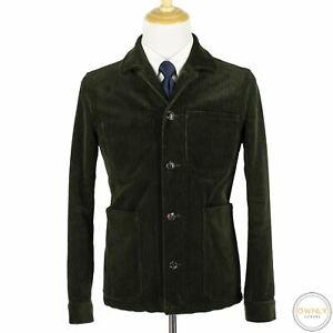 NWOT Todd Snyder Pine Cotton Corduroy Rib Velvet Triple Patch Pkt Chore Jacket S