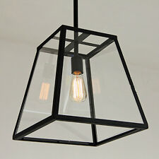 Vintage Retro Style Pendant Light Metal Chandeliers Edison Ceiling Lamp Lighting