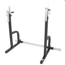 Adjustable Squat Rack Weight Lifting Heavy Duty - Home Gym [ IN STOCK ] RRP $499