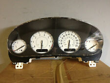 2000 CHRYSLER LHS GAUGE CLUSTER OEM (MILEAGE UNKNOWN) FREE SHIPPING! CT