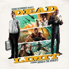 """NOISIA/THE UPBEATS - Dead Limit (double 12"""") Vision Vinyl"""
