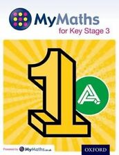MyMaths for Key Stage 3: Student Book 1A by Ray Allan New Paperback Book