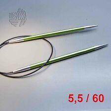 Lana Grossa Rundstricknadel Rainbow 60cm / 5,5mm