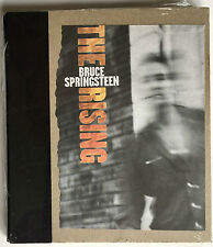 """BRUCE SPRINGSTEEN 'THE RISING"""" DELUXE LIMITED EDITION HARDCOVER BOOK & CD ~ NEW"""
