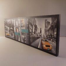 N2016 tableau toile photographie New York Columbus Broadway art déco PN France