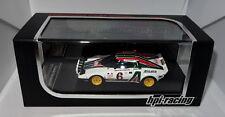 HPI Racing 8242 1/43 Lancia Stratos HF Rallye Monte Carlo 1976 Waldegard RARE