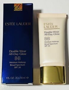 Estee Lauder Double Wear Foundation All-Day Glow BB Moisture Makeup Choose Shade
