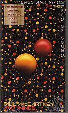 Paul McCartney & Wings Venus And Mars -- 3  CD s & 1 DVD   BOX Set