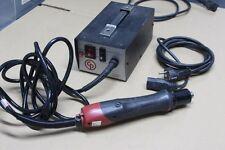 Tournevis electrique 0.29~1.57 Nm DESOUTTER / CP SLK015-A1000-S4Q + alim ESP1-2
