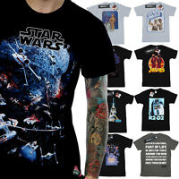 Star Wars T-Shirt Mens Official Merchandise