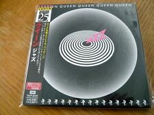 Queen - Jazz - Japan Mini LP CD - TOCP-65107 -