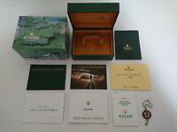 ROLEX EXPLORER VINTAGE 16570 guarantee watch box case 64.00.01 7291709859