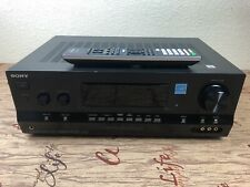 Sony Multi Channel AV Receiver STR-DH800 With Remote Bundle