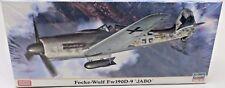 Hasegawa 1/72 Focke Wulf Fw 190D-9 Jabo P/N: 01967 Airplane