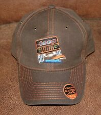 Jeep Trail Rated 4x4 Ball Cap, Brown Ballcap, One Size Fits All