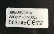 "Pedelec ebike 2x motor sticker 250w legal for 20"" wheel Bafang, BMC, MAC, Bosch"