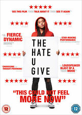 The Hate U Give (DVD) Amandla Stenberg, Russell Hornsby, Regina Hall, Common