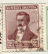 Argentine Republic 1916 Early Issue Fine Used 2c. 095947