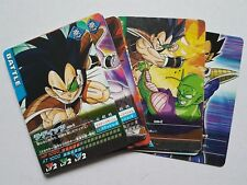 Carte Dragon Ball Z DBZ Data Carddass Part 2 #Full Set 2005 MADE IN JAPAN