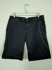 Gap size 6 navy blue long/board shorts