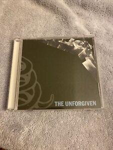 Metallica Unforgiven Cd Single Promo