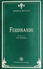 ANNIBALE RUCCELLO FERDINANDO ALFREDO GUIDA 1998