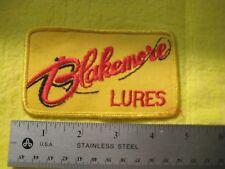 Vintage Blakemore Lures Uniform  Sholder   Patch