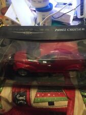 AUTOART 1/18 CONTEMPORARY CANDY RED CHRYSLER PANEL CRUISER NEW IN BOX