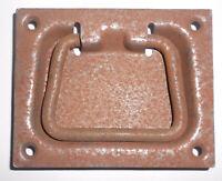 Schubladengriff Metall Griff Henkel Industrie Design Loft Ersatzteil Vintage !
