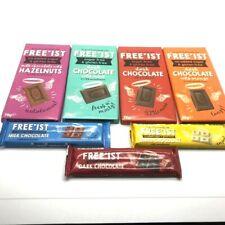 FREE'IST FREEIST CHOCOLATE Marshmallows Gummy Worms Cola Bottles FREE SUGAR