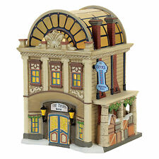 Dept 56 Dicken's 2017 The Oxford Arcade #4056637 Nib